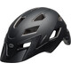 Bell Sidetrack Youth Helmet matte black/silver